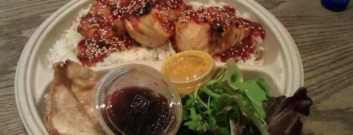 Glaze Teriyaki is one of EatNY.