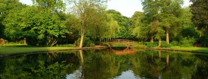 Broersepark is one of mary 님이 좋아한 장소.