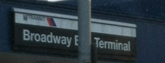 Broadway Bus Terminal is one of Crystal : понравившиеся места.