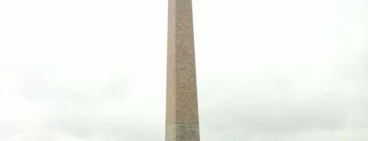 Монумент Вашингтона is one of A Not So Tourist Guide to DC.