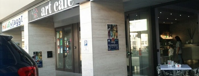 Art Cafè is one of Streetfood.
