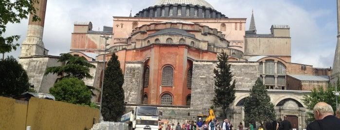 ฮาเยียโซเฟีย is one of Tarih/Kültür (Marmara).