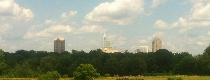 Dorothea Dix Park is one of RDU Baton - Raleigh Favorites.