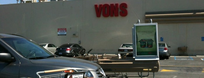 VONS is one of Los Angeles.