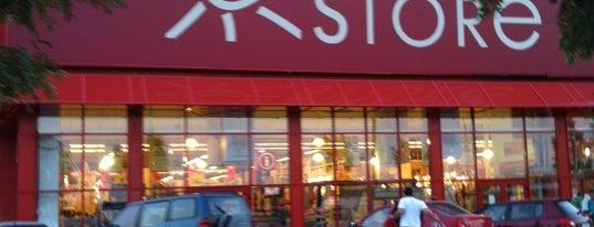 Bricostore is one of Lieux qui ont plu à Slysoft.