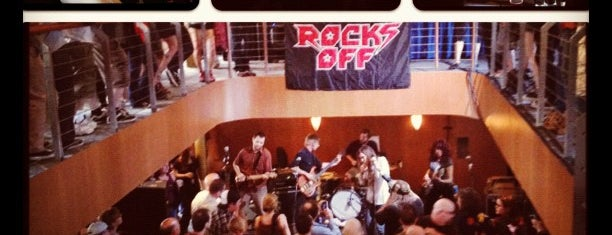 Rock's Off Cruise - (on board) is one of Best Excuses for Urban Boating.
