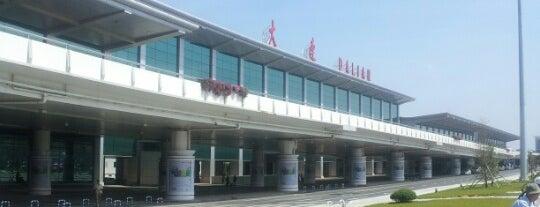 Dalian Zhoushuizi Uluslararası Havalimanı (DLC) is one of Visited Airports.