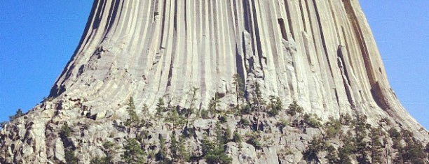Devils Tower National Monument is one of May Road Trip.