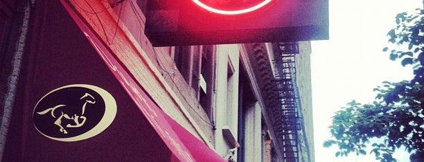 Dark Horse is one of Manhattan Bars-To-Do List.