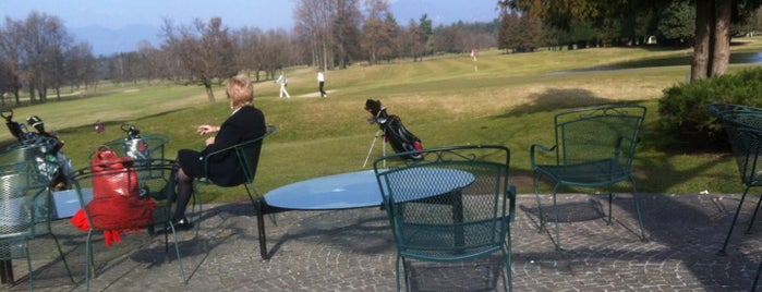 Golf Club Monticello is one of Италия гольф.