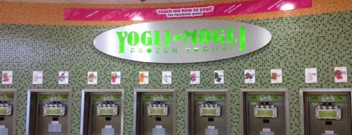 Yogli Mogli is one of Gluten Free.