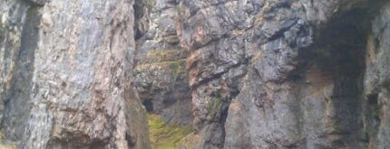 Gordale Scar is one of Dog Walking Spots in Yorkshire.