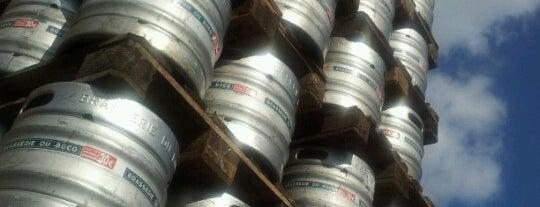 Brasserie du Bocq is one of Beer / Belgian Breweries (2/2).