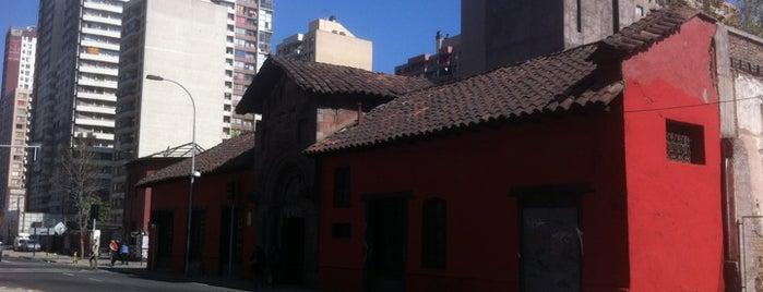 Casa de Los Diez is one of Lugares, plazas y barrios de Santiago de Chile.