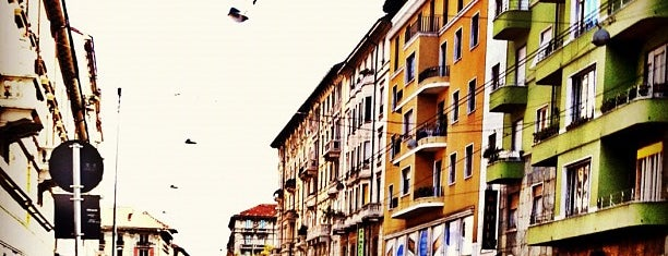 Corso Vercelli is one of Light Blue Summer.