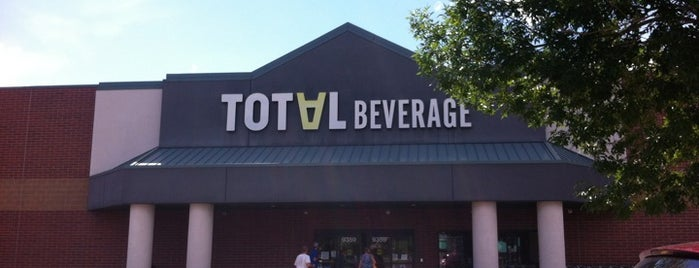 Total Beverage is one of Lugares favoritos de Ryan.