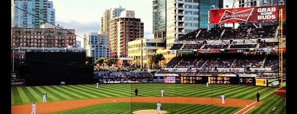 Petco Park is one of MLB Baseball Stadiums.