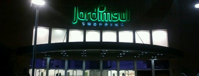 Shopping Jardim Sul is one of Shoppings de SP.