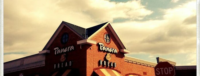 Panera Bread is one of Orte, die Glen gefallen.