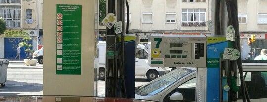 BP is one of สถานที่ที่ Miguel ถูกใจ.