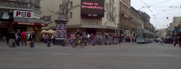 Bagatela (i okolice) is one of Krakow.