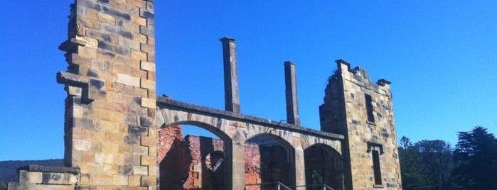 Port Arthur Historic Site is one of Lieux qui ont plu à Jon.