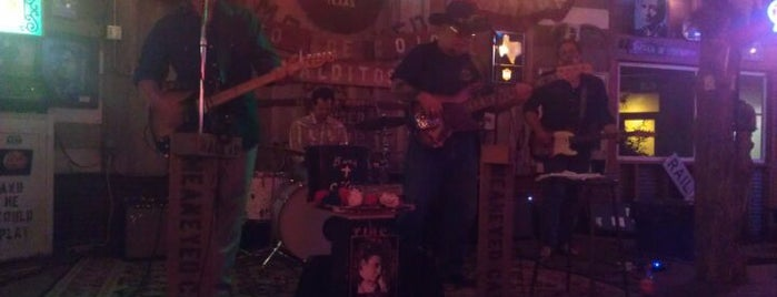 Mean Eyed Cat is one of Austin's Best Bars - 2012.