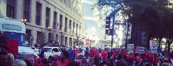 Chicago Teachers Strike 2012 is one of Anoosh 님이 좋아한 장소.