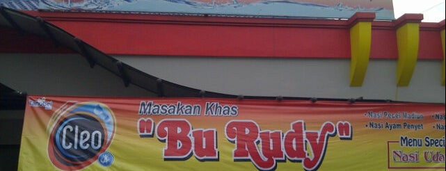 Special Nasi Udang Khas Bu Rudi is one of Elis : понравившиеся места.