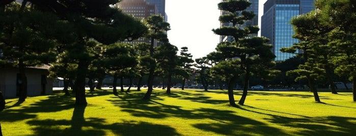 皇居外苑 is one of 東京散策♪.
