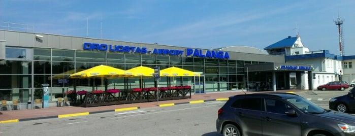 Tarptautinis Palangos oro uostas / Palanga International Airport (PLQ) is one of Airports (around the world).