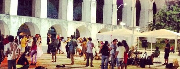 Arcos da Lapa is one of Desafio dos 101.
