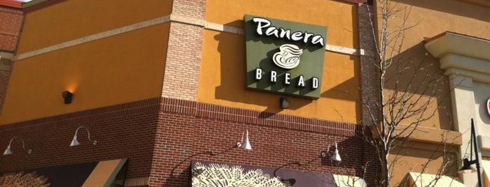 Panera Bread is one of Tempat yang Disukai Kristen.