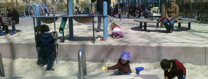 John Jay Playground is one of Lugares para Cami.