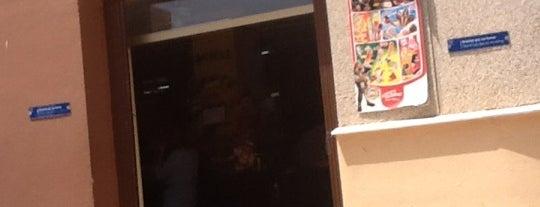 Cafetería Filosofía y Letras is one of Juan Manuel : понравившиеся места.