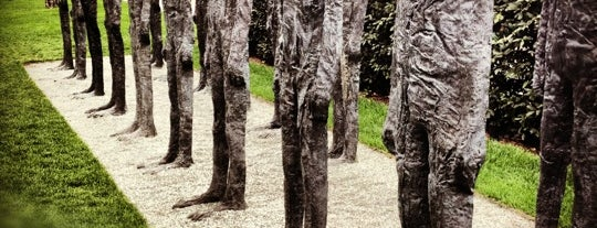 Nasher Sculpture Center is one of Must See Places in Dallas.