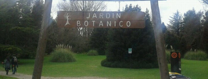 Jardín Botánico Universidad Austral is one of CHILE.