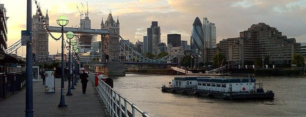 Butlers Wharf is one of London, UK (attractions).