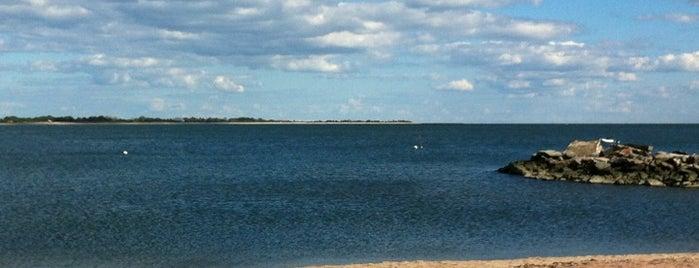 East Wharf Beach is one of Connecticut Coast.