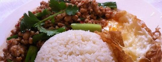 Chiang Mai Kitchen is one of Tempat yang Disukai David.