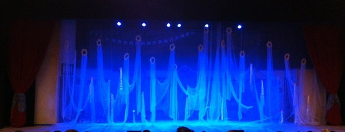 Teatro do Sesi is one of Posti che sono piaciuti a Mauricio.