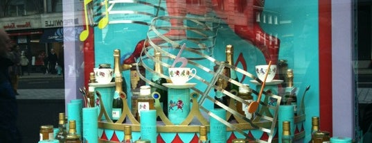 Fortnum & Mason is one of London Favourite.