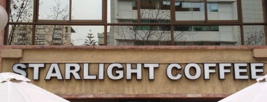 Starlight Coffee is one of Santiago Cafes.