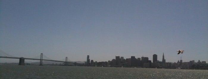 Treasure Island is one of Atlas Obscura SF Exploration Spots, OD 2012.