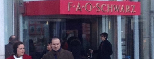 FAO Schwarz is one of NYC SoHo . TimesSquare . 5th-8thAve . EastVillage.