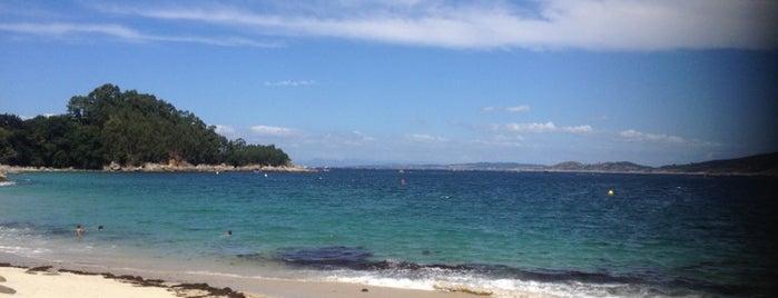 Praia de San Xian is one of Playas de España: Galicia.