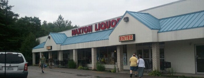 Haxton Liquors is one of Mo's Liked Places.