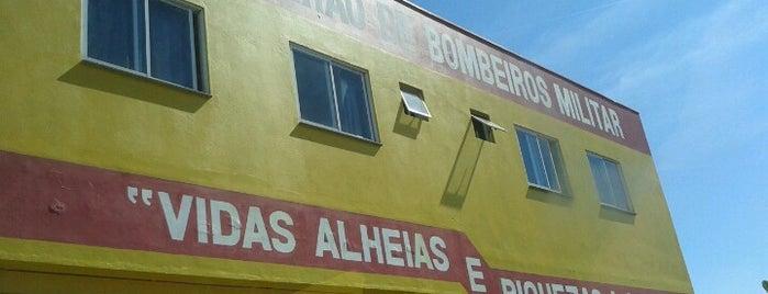7o Batalhão de Bombeiro Militar is one of Places.