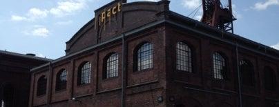 Pact Zollverein is one of #111Karat - Kultur in NRW.