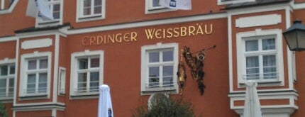 Gaststätte Zum Erdinger Weißbräu is one of Essen gehen.